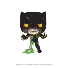 Funko Pop! Marvel - Zombie Black Panther