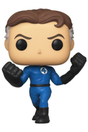 Funko Pop! Fantastic Four POP! Marvel Vinyl Figure Mister Fantastic 9 cm