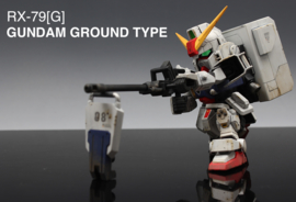 Gundam: SDCS : RX-79[G] Gundam Ground Type