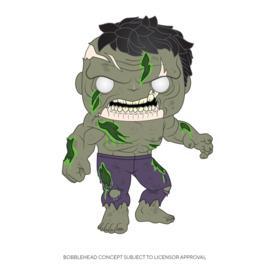 Funko Pop! Marvel - Zombie Hulk
