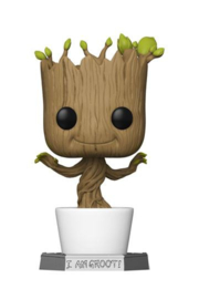 Guardians of the Galaxy Super Sized POP! Marvel Vinyl Figure Dancing Groot 46 cm