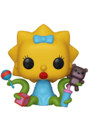 Funko Pop! Simpsons TV Vinyl Figure Alien Maggie