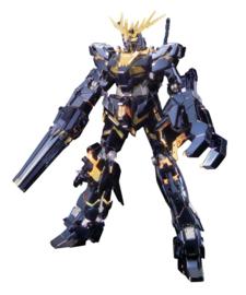 Gundam Unicorn: MG - RX-0 2 Banshee Titanium Ver. 1:100 Model Kit