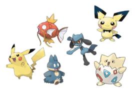 Pokemon plush - Pichu 20cm