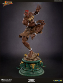 PCS - Street Fighter V Ultra Statue 1/4 Dhalsim Classic Exclusive 62 cm