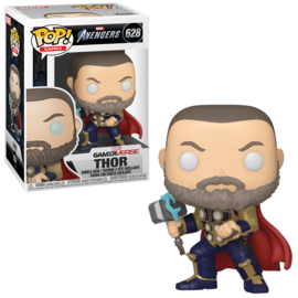 Funko Pop! Marvel: Avengers Game - Stark Tech Suit Thor