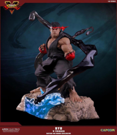 PCS - Street Fighter V Statue 1/6 Ryu V-Trigger Satsui no Hado Exclusive 32 cm