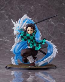 Demon Slayer: Kimetsu no Yaiba Statue Tanjiro Kamado Constant Flux 19 cm