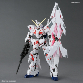 Gundam Unicorn: RG - U. Gundam Bande Dessinee Ver. 1:144 Model Kit