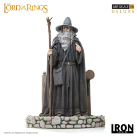Lord of the Rings: Deluxe Gandalf 1:10 Scale Statue by Iron Studios