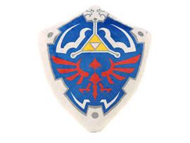 Zelda: Hylian Shield Plush pillow