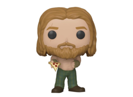 Funko Pop! Avengers: Endgame POP! Movies Vinyl Figure Thor w/Pizza 9 cm