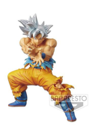 Dragonball Super DXF The Super Warriors Statue Ultra Instinct Goku Special Ver. 18 cm
