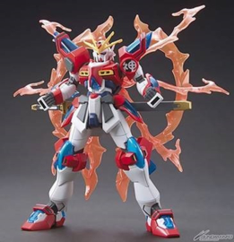 Gundam: High Grade - Kamiki Burning Gundam 1:144