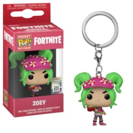 Funko Pocket Pop! Keychains Fortnite Zoey