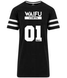 Waifu Forever and Ever Long T-shirt
