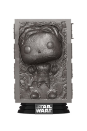 Funko Pop! Star Wars POP! Movies Vinyl Figure Han in Carbonite Empire Strikes Back 40th Anniversary 9 cm