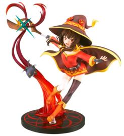 Phat! - KonoSuba Legend of Crimson PVC Statue 1/7 Megumin Explosion Magic Ver. 25 cm