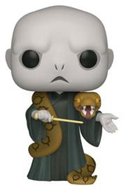 Funko Pop! Harry Potter Super Sized POP! Movies Vinyl Figure Voldemort w/Nagini 25 cm