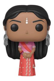 Funko Pop! Harry Potter POP! Movies Vinyl Figure Padma Patil (Yule)