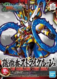 Gundam: SD Sangoku Soketsuden Sun Shangxiang Strike Rouge Model Kit
