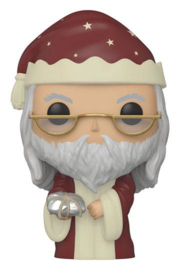 Harry Potter POP! Vinyl Figure Holiday Albus Dumbledore 9 cm