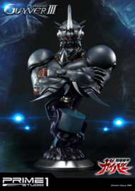 Guyver The Bioboosted Armor Premium Bust Guyver III 36 cm