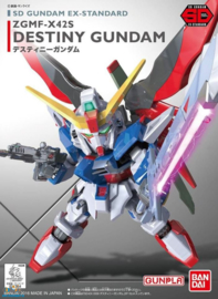 Gundam: SD EX-Standard 009 - Destiny Gundam Model Kit