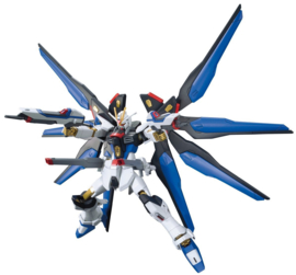 Gundam: High Grade - Strike Freedom Gundam 1:144 Scale Model