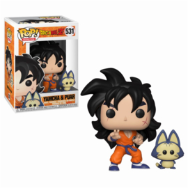 Funko Pop! Anime: Dragon Ball Z - Yamcha and Puar