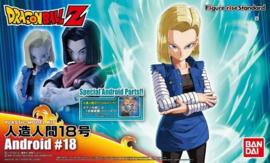 Dragon Ball Z: Android 18 Model Kit