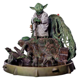 Iron Studios - Star Wars Episode V Legacy Replica Statue 1/4 Yoda 30 cm