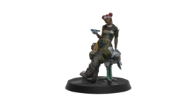 Apex Legends Figures of Fandom PVC Statue Lifeline 23 cm