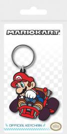 Nintendo - Mario Kart Drift Rubber Keychain