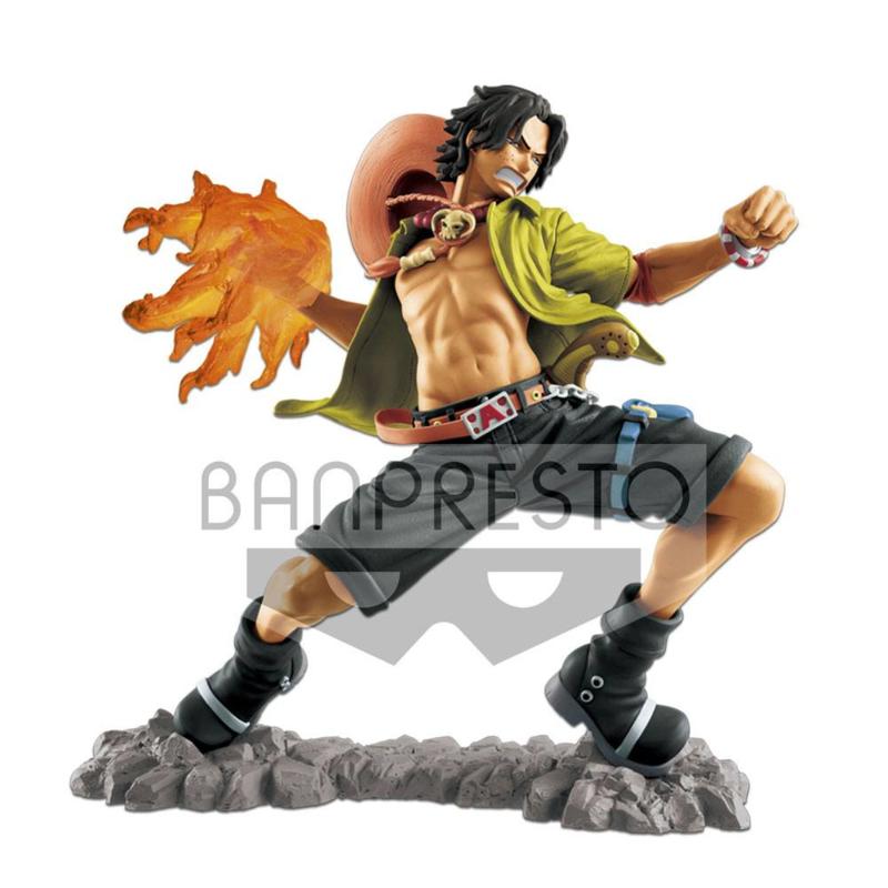 One Piece Figure Portgas D. Ace 20th Anniversary 14 cm