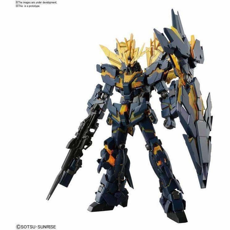 Gundam Unicorn: RG - 02 Banshee Norn U. Mode Box 1:144 Model Kit