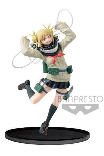 My Hero Academia Colosseum Billboard Charts PVC Statue Himiko Toga Ver. A 18 cm