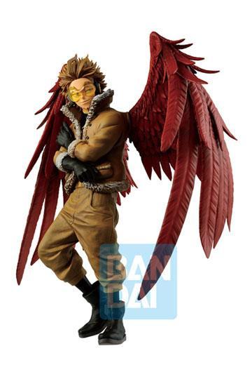 My Hero Academia Ichibansho PVC Statue Hawks (I'm Ready!) 25 cm