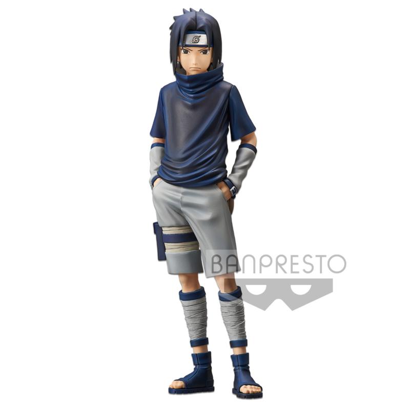 Naruto: Grandista Shinobi Relations - Uchida Sasuke #2 Figure
