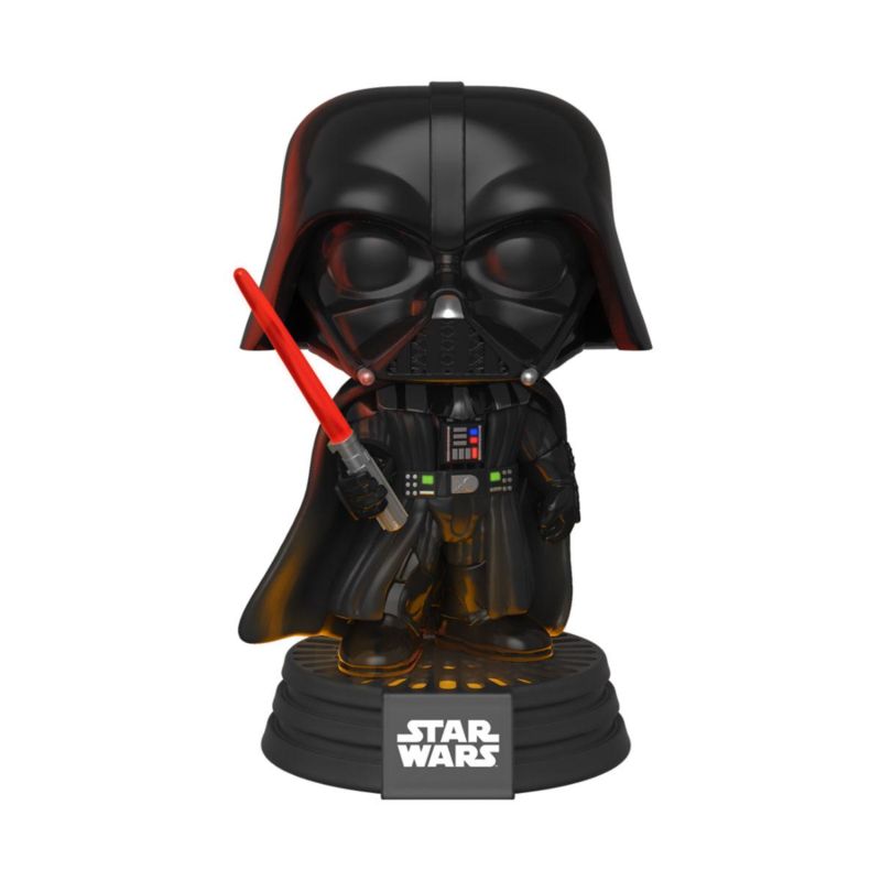 Funko Electronic Pop! Star Wars - Darth Vader with sound & light