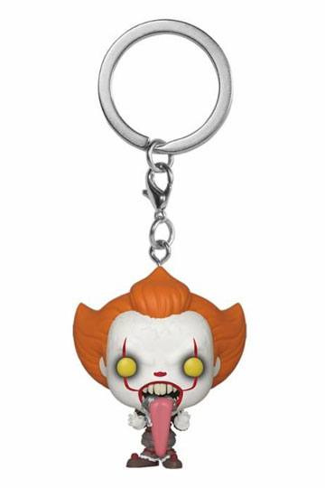 Funko Stephen King's It 2 Pocket POP - Pennywise w/ Dog Tongue