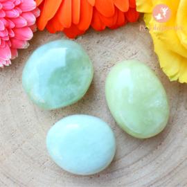 Jade Handstenen Middel