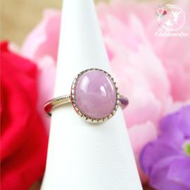 Kunziet Ring Ovaal verstelbaar AA kwaliteit