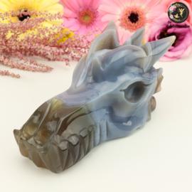 Draken schedel Geode nr. 11