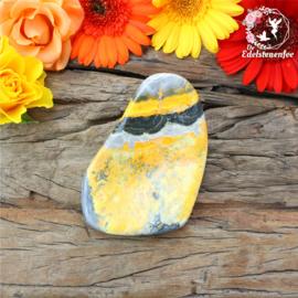 Bumble Bee Jaspis Vrije vorm nr. 9