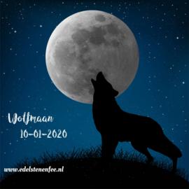 Wolfmaan 10 januari 2020
