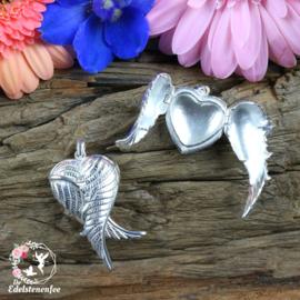 Medaillon ANGEL WINGS .925 Sterling Zilver