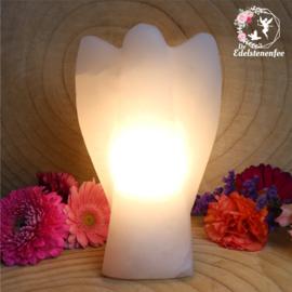 Seleniet Engel Lamp
