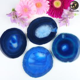 Blauw Agaat onderzetters