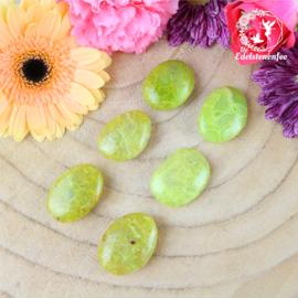 Groen Opaal Amuletsteen